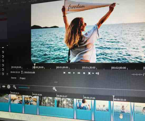 How to create a photo and video slideshow with Shotcut on Windows and Mac | OrganizingPhotos.net