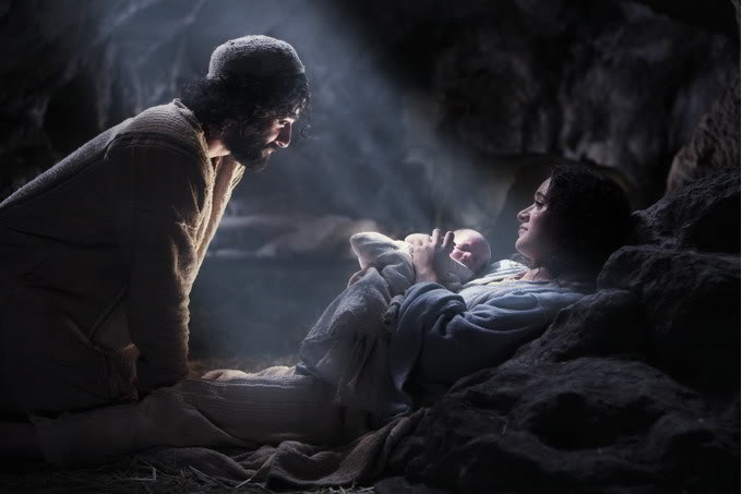 """Star of Bethlehem on the birth of Christ - A Gift for Jesus?"""
