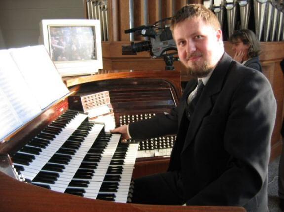 Marcin Łęcki (Toruń) — organy