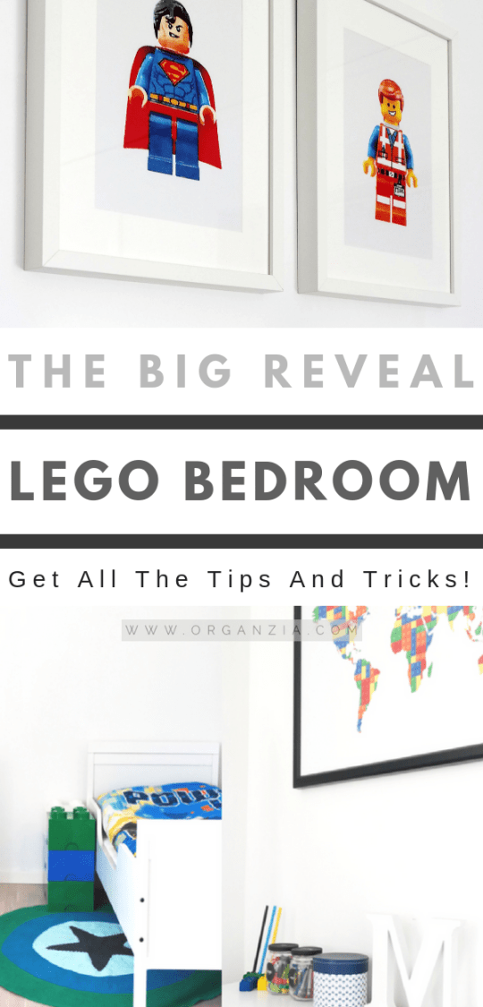 Lego Bedroom Inspiration