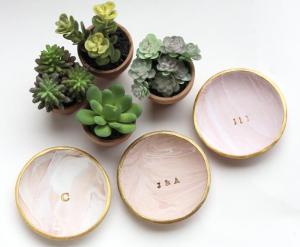 Ring or jewlery dish organizer
