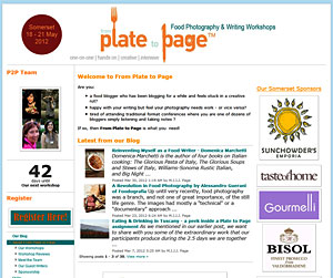 From Plate to Page platetopage.com