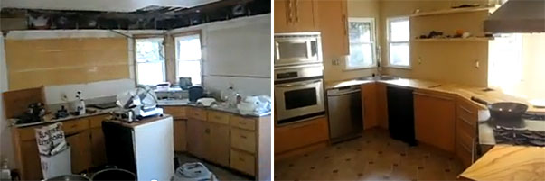 Chef Felisha's Kitchen Remodeling Project