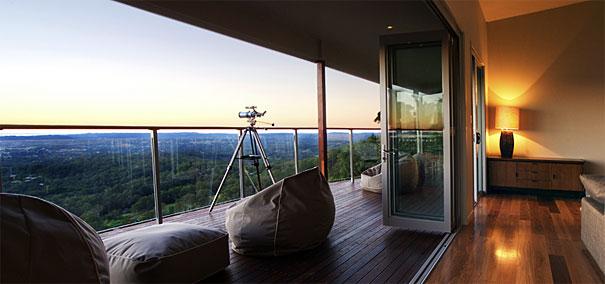 The Escape House accomodation by Freestyle Escape Sunshine Coast