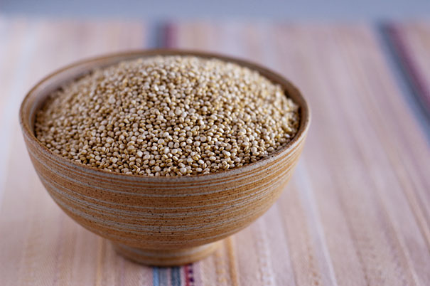 quinoa from Peru