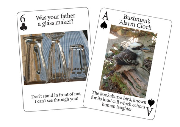 All Oz  Cards