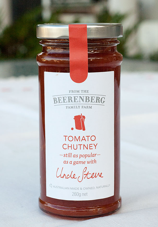Beerenberg Tomato Chutney