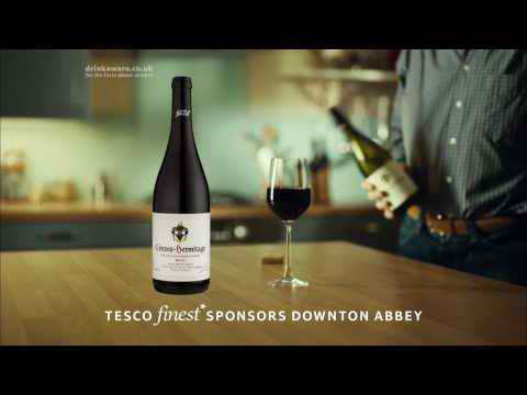 Tesco sponsors Downton Abbey