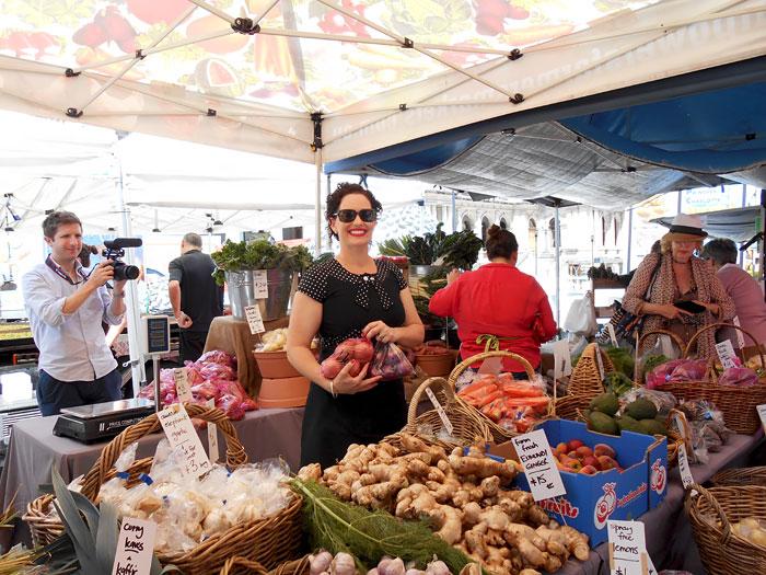 Queen Street Market
