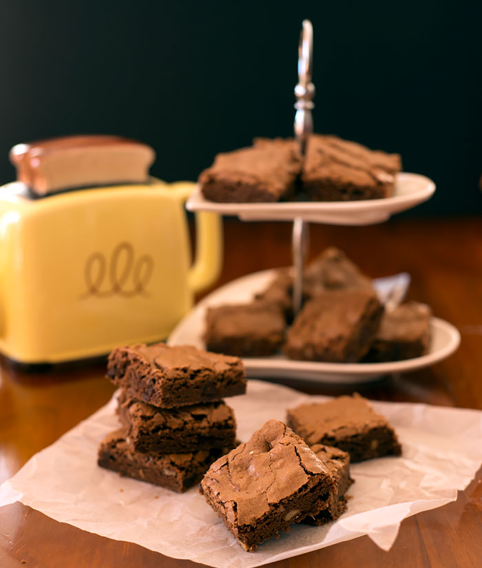 Old Fashioned Brownies