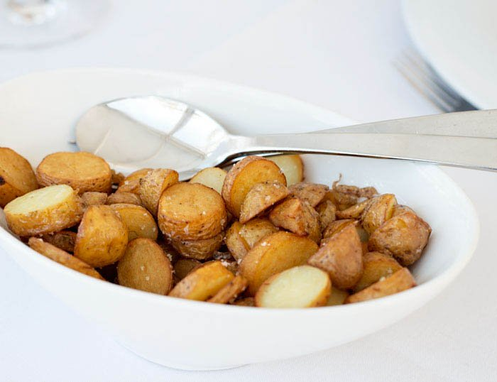 Roasted Kipfler Potatoes