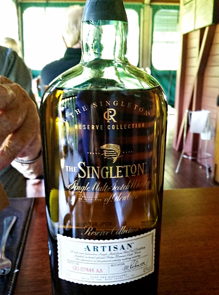 The Singleton Reserve Collection Scotch Whisky