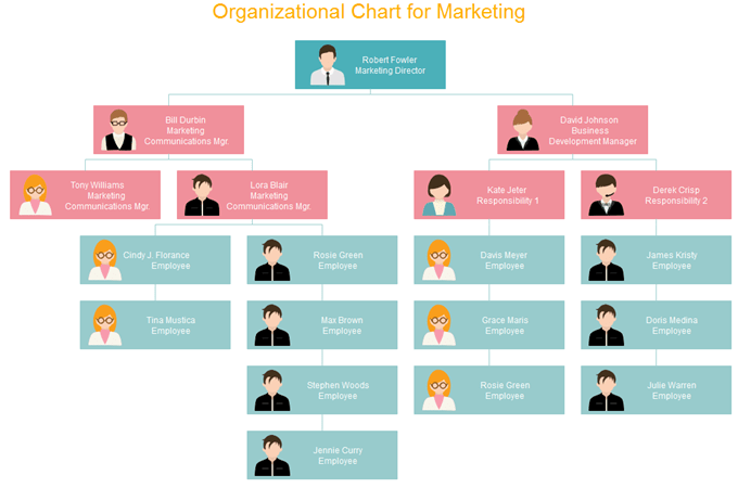 You want to draw a functional organizational structure and look for the helpful software for this? 5 Functional Org Chart Templates Org Charting