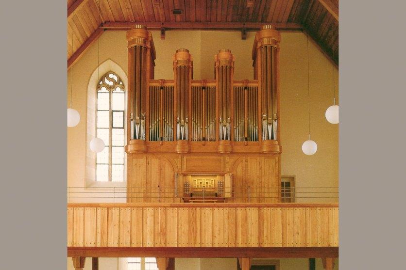 Die Orgel Boeblingen