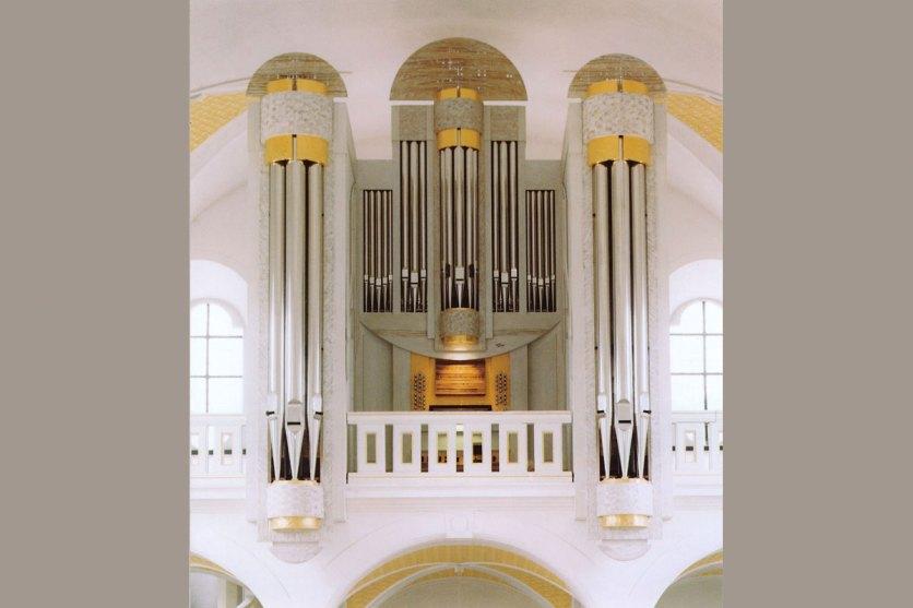 Die Orgel Grafenrheinfeld
