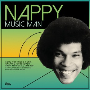 Nappy Music Man - Richard Mayers