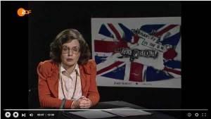 Leider gelöscht: Aspekte Sendung von 1976 über Punk