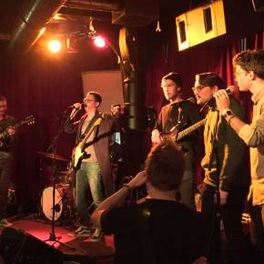 Timo Blunk tapete records im Knust