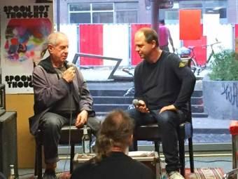 Danny im Gespräch mit Christoph Dallach