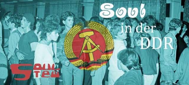 Soul in der DDR - Soul Stew Radio Show