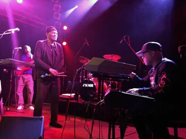 Roy Ayers Band live in Hamburg im Knust
