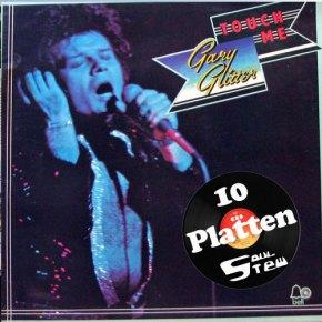 Zehn Platten Vol. 1: Gary Glitter Touch me