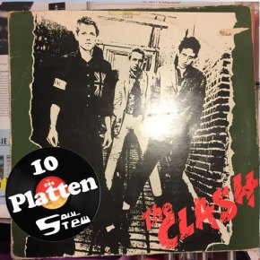 Zehn Platten Vol. 3: The Clash