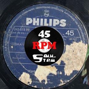 45 RPM: Prelude