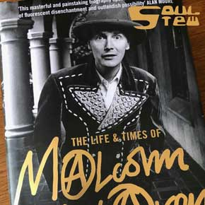 Don't Read This Book! Malcolm McLaren Biography