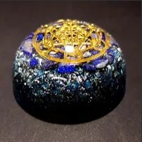 orgonite dome