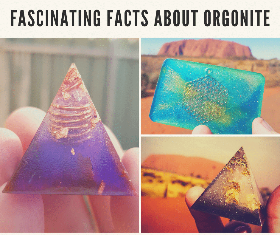 Fascinating facts about Orgonite