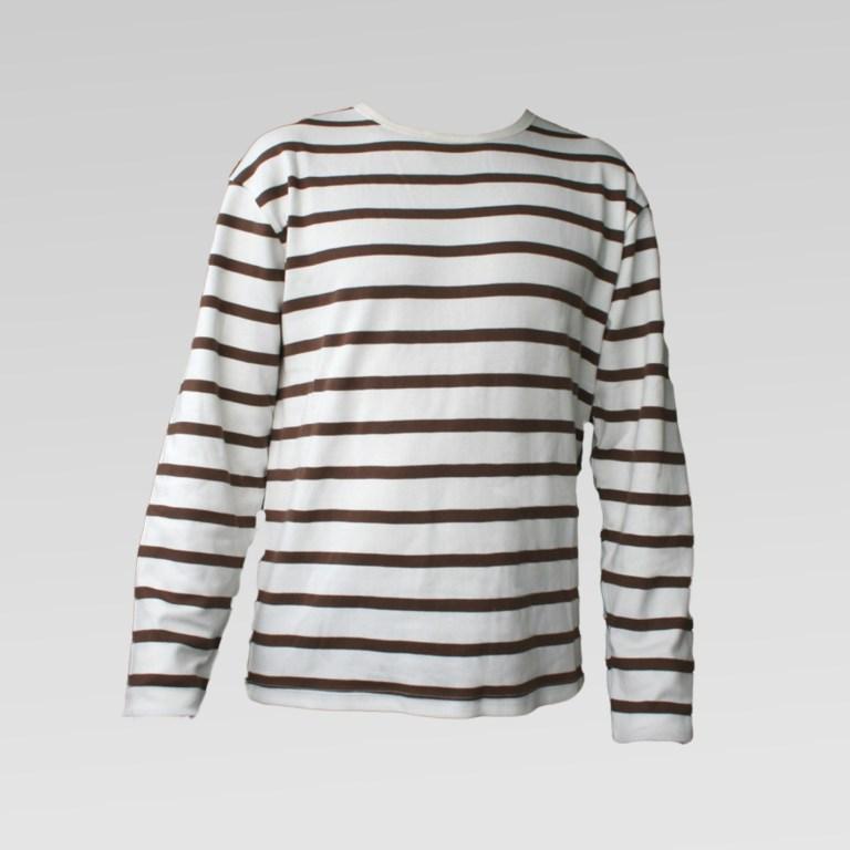 Ekologisk-fairtrade-randig-tröja, tryck