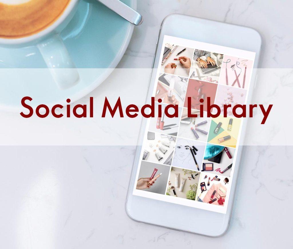 Social Media Library