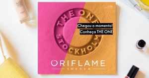 Catálogo 13 de 2020 da Oriflame