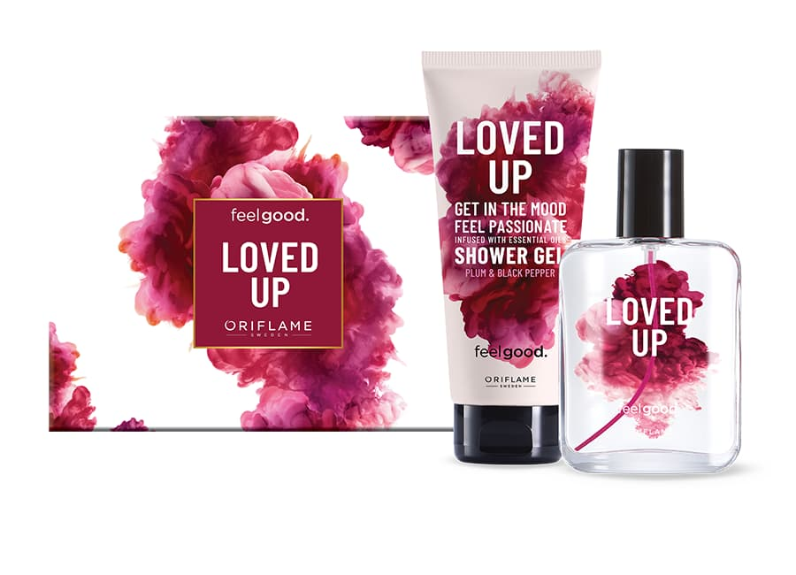 Conjunto Loved Up Feel Good