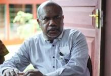 Advokat dan Pembela HAM di Tanah Papua, Yan C Warinussy,SH