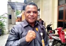 Anggota Dewan Perwakilan Rakyat Provinsi Papua Barat (DPR-PB), Jhon Dimara