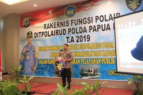 Kapolda Papua Barat, Brigjen Pol Herry Rudolf Nahak