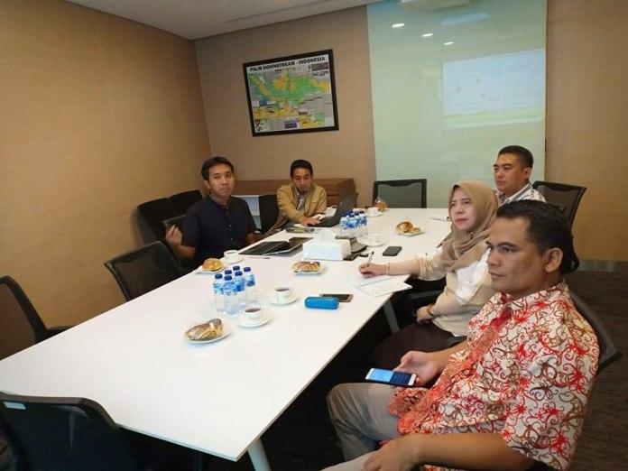 Polbangtan Manokwari Ikut Bahas Magang Bersertifikat dengan Holding PTPN III