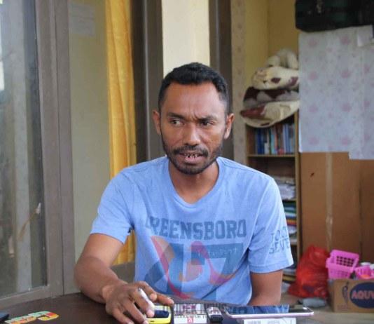 Ayor Kosepa, caleg terpilih daerah pemilihan 3 Sebyar-Moskona, Kabupaten Teluk Bintuni