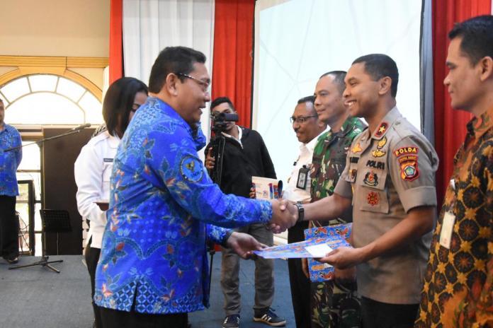 Kapolda Nahak dan Kepala BNN Papua Barat Ingatkan Generasi Millenial Jauhi Narkoba