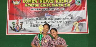 Dua Mahasiswa Polbangtan Manokwari Akan Wakili Papua Barat Pada lomba Inovasi Kreatif