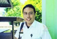 Kepala Divisi Pelayanan Hukum dan HAM Kementerian Hukum dan Hak Asasi Manusia Republik Indonesia Wilayah Papua Barat, Constantinus Kristomo, S.S.,MH