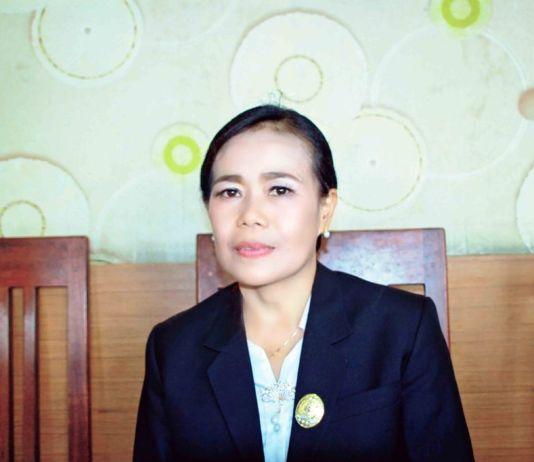 Anggota Dewan Perwakilan Rakyat Daerah (DPRD) Manokwari terpilih, Orpa Tandiseno, SP