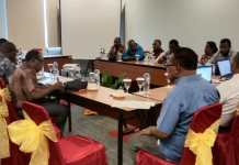 DPRD Mamberamo Kecewa Kinerja Eksekutif Dalam Penyiapan Materi APBD Perubahan 2019