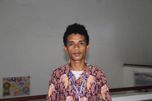 Ketua panitia pelaksana CCB, Abullah Rumakey
