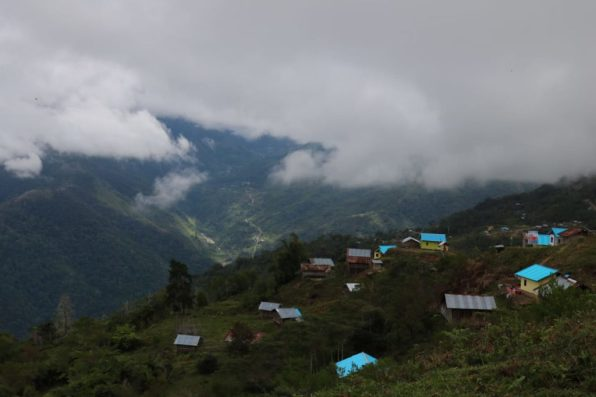 Suasana di Pegunungan Arfak, Papua Barat