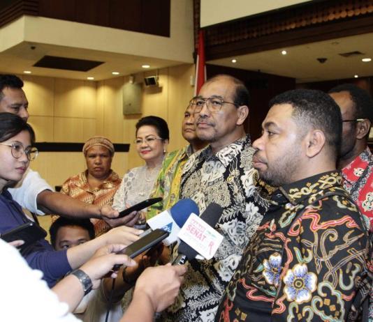 DPD RI Tunjuk Filep Wamafma Jadi Ketua Pansus Penyelesaian HAM Papua