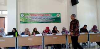 Dosen Polbangtan Manokwari Ikut Bimtek SPMI-PT & AMI di Polbangtan Malang