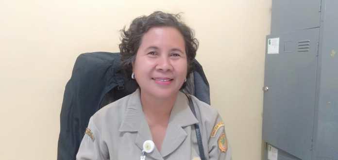 Ir. Carolina Diana Mual, M.P